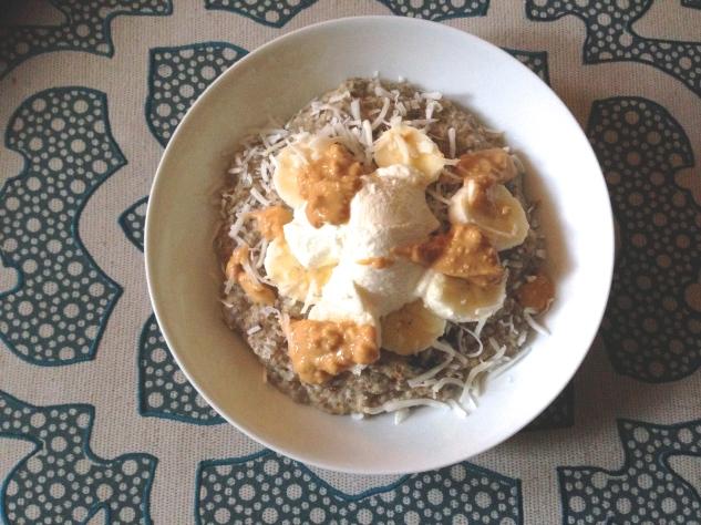 Protein Porridge gluten free