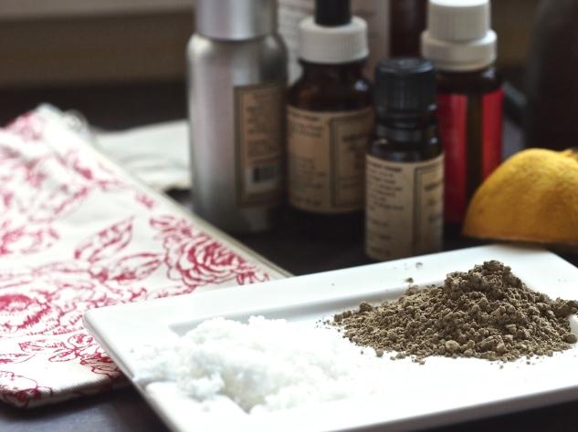 Natural healthy skin tips